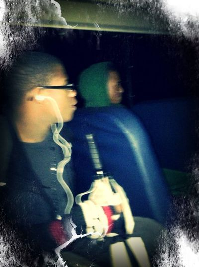 Bus With Kavon & Diamond