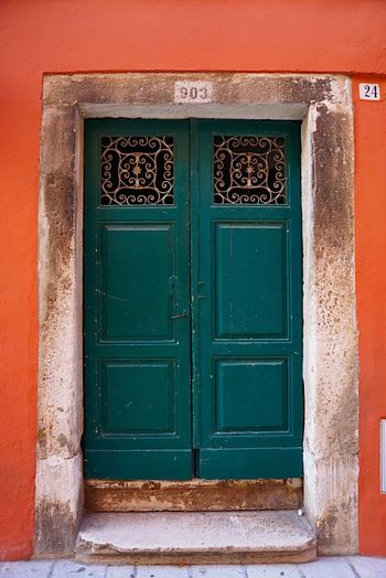 In Beautiful Pula Croatia Door Doors Doorporn Colors Entrance Built Structure Architecture Architecture Architecture_collection Shootermag Ladyphotographerofthemonth Travel Destinations Holiday Summer Wood - Material Building Exterior Doorway Multi Colored Fine Art Photography Eye4photography  EyeEm Best Shots Old Buildings Building Breathing Space Investing In Quality Of Life The Week On EyeEm Connected By Travel The Graphic City
