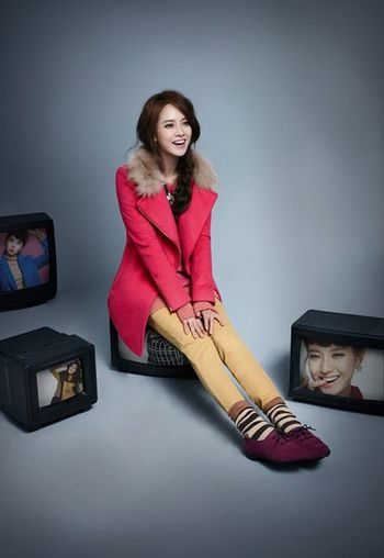 Song Ji Hyo Korean Fashion Today's Hot Look