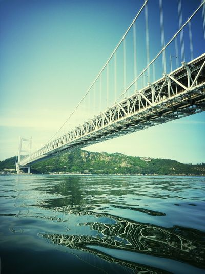 2009.6 Kayaking Seascape Bridge Technology