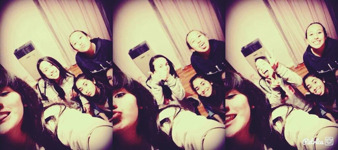 Best Friends ❤ Sisters Girls' Time Iloveyou♡