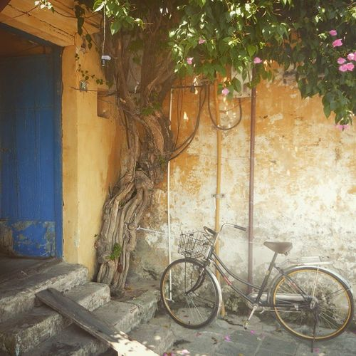 Hoi An Corner Hoian  Vietnam Travel Bicycle Quietcorner