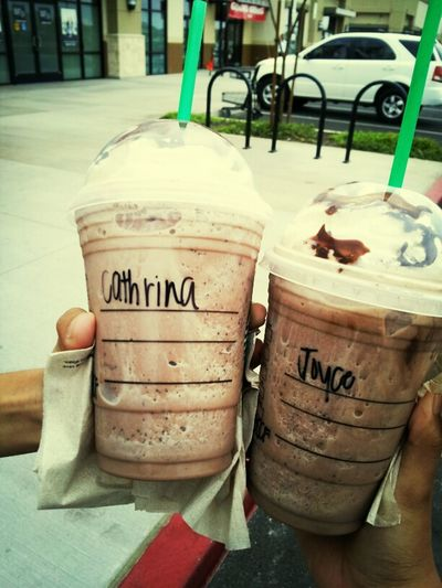 Starbucks Early In The Morning