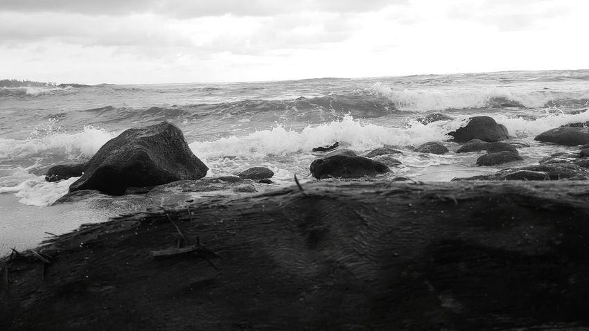 Beach Water Splashing Cloud - Sky Close-up Driftwood Lydgate Beach Beach Photogrqphy Beach Life Kauai Life