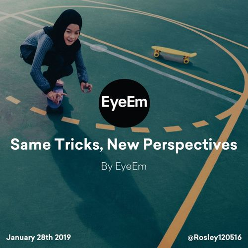 Last Call ⚡️ It's the final day of our recent Mission - Skateboard Photography: Same Tricks, New Perspectives. Enter your photograph now for you chance to win a signed print and Q&A session with skateboard photographer Zorah Olivia → https://www.eyeem.com/magazine