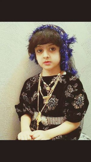 Cute Little Girl From Yemen :)