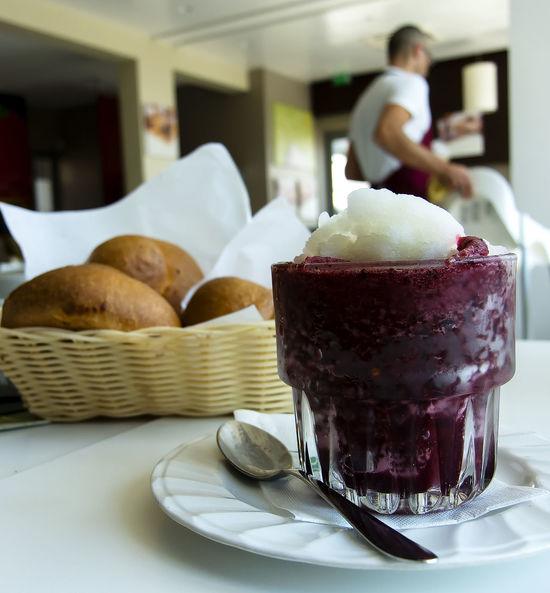 Sicilian summer protagonist Granita& Briosche Minnulata Gelsi Limone Ice Cream Nsss Catania Sicilia Enjoying Life Visitsicily Trinacria Specialità Siciliane