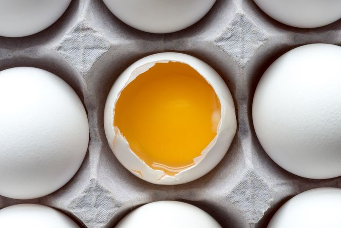 Fresh Eggs No People Eggs Fresh Chicken Broken Grade A Food Ingredient Culinary Cuisine Baking Egg Food And Drink Close-up Egg Yolk Healthy Eating Raw Food Directly Above Eggshell Egg Carton