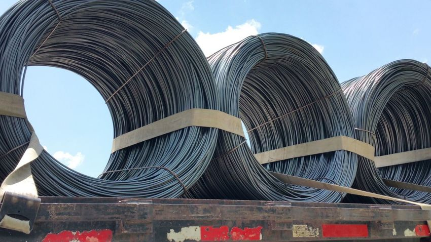 Steel Coiled Coiled Wire Coiledsteel