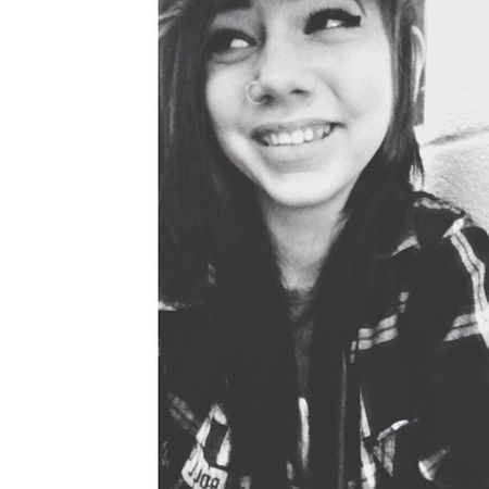 Girlswithgauges Girlswithplugs Skater Flannel cute plugs gauges stretchedears piercings smiling taken