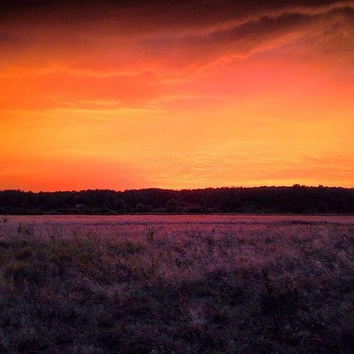 Sunset Sky Summer Kiev Beautiful Amazing Photo Like Закат