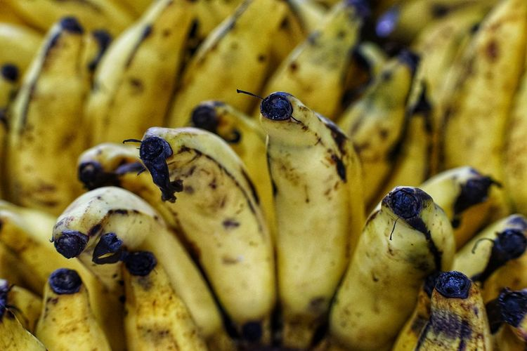 Healthy Eating Healthy Food Banana Fruit Tropical Fruit Sweet Fruit No People No Person Day Yellow Close-up