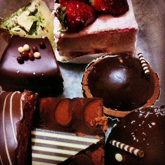 AllMine Instacake Chocolate Desert nutellacake