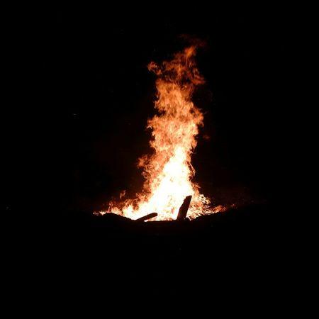Feuer der Walpurgisnacht 2017 Flammen Z30