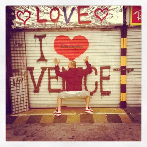 I love venice! Failedbootyshake Toomanydraaaanks Lazysinday Ishouldntskiplegsday