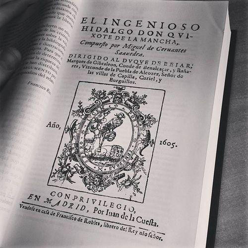 Regalazo. Literature Cervantes