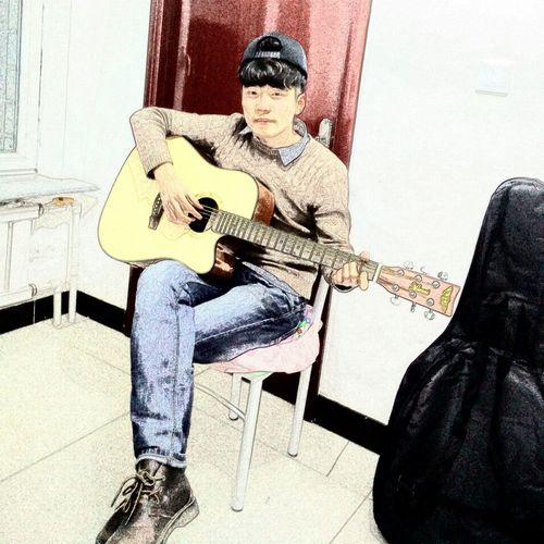 My Guitar Enjoying Life