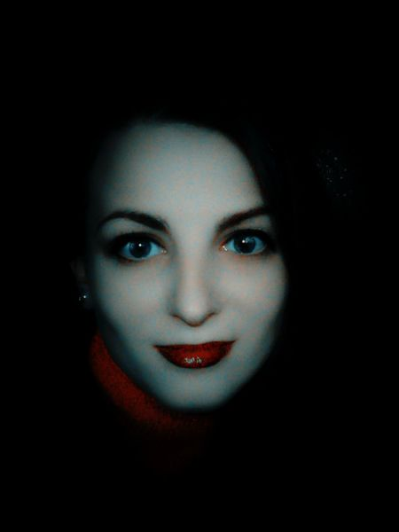 Makeup One Person One Woman Only Photography Time Its Me :) Beauty Black Red Lips Darkroom FacesOfEyeEm Face 💋💞💞❤️💕 💄i Love Make!!!