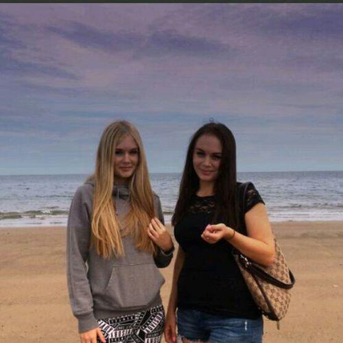 Sister Beach Uk Holiday