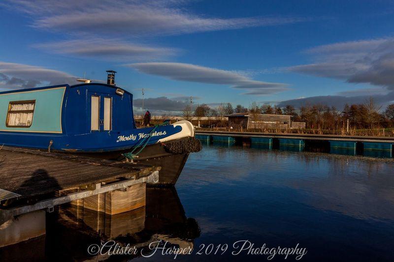 Water City Cityscape Sea Nautical Vessel Arts Culture And Entertainment Blue Sky Cloud - Sky