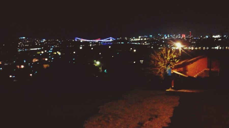 Beykoz Boğaz Gece