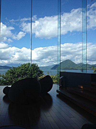 Lake Hotel Sky