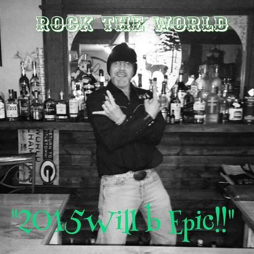 2015  will b Epic !! Rockon Happynewyears Bar Partylikearockstar Whiskeymakesmefriskey Insane Imbackinthenewyorkgroove Instakool Instafollow