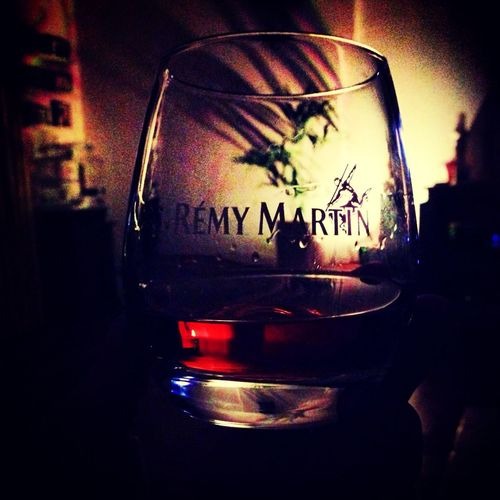 Up yours vriend! Happy Birthday! Remy Martin