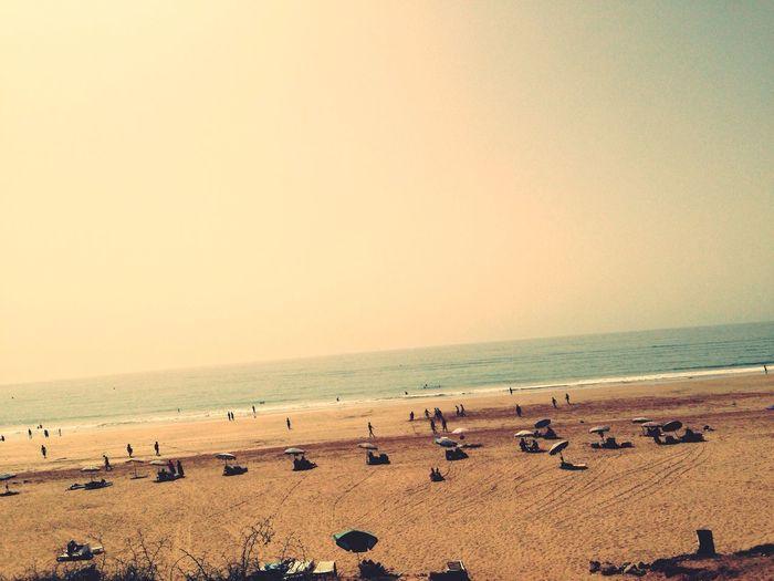 Morocco Marokko Beach Strand
