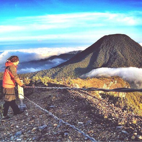 G.Cianjur Jawa Barat Wonderfull Indonesia Visitindonesia