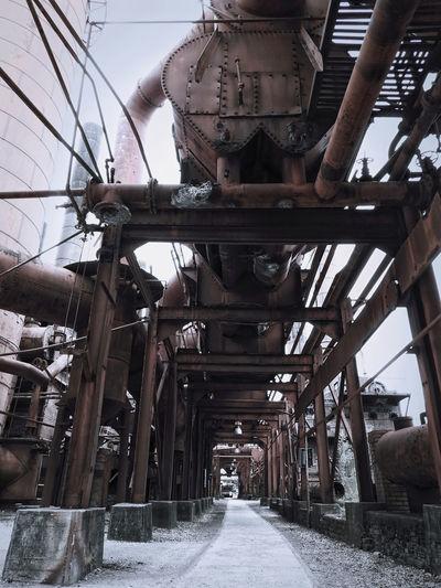 Industry Built