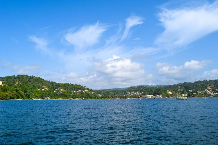 Samana port