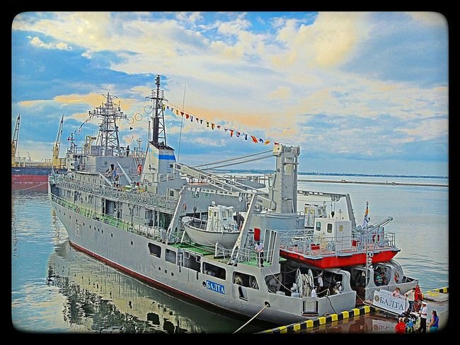 The US BALTA, NAVY UKRAINE, ships