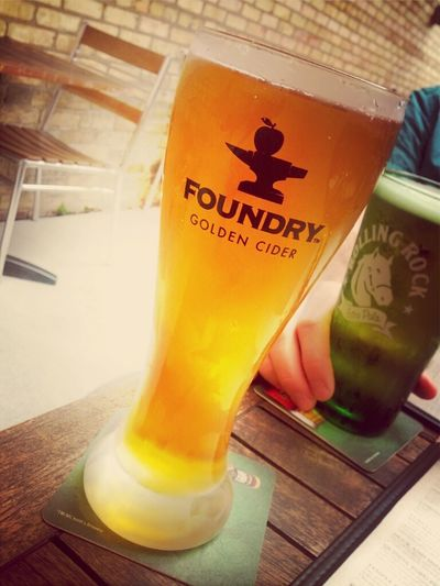 Foundry golden cider (south africa)