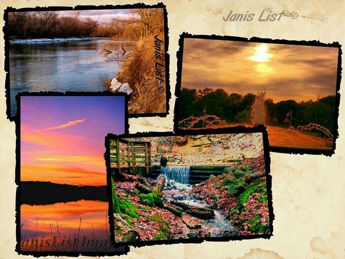 Nature Beautiful Enjoying Nature Seasons #sunset #sun #clouds #skylovers #sky #nature #beautifulinnature #naturalbeauty #photography #landscape Nature_collection