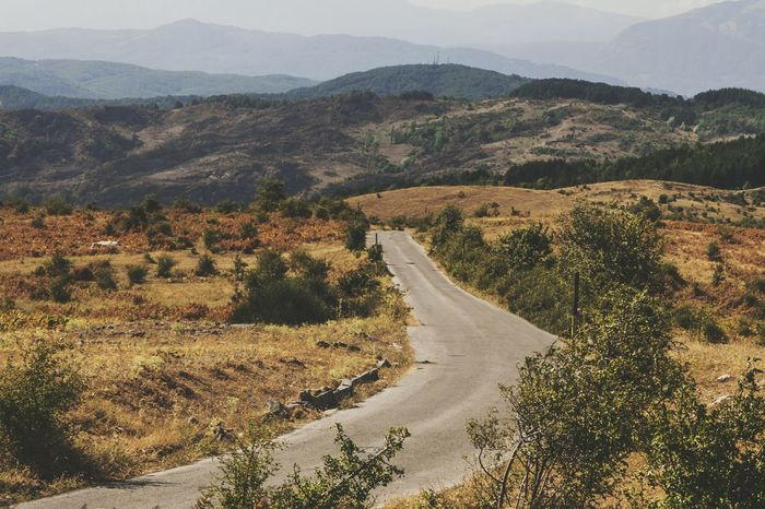 Pollino Pollino National Park Strade Street Montagne Mountain Mountains And Sky First Eyeem Photo