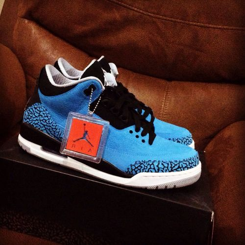 J's Powder blue