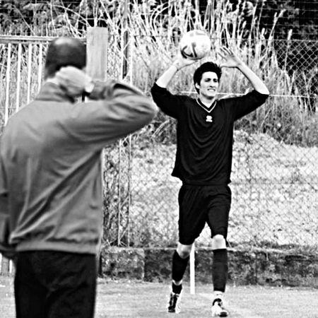 On A Health Kick Team Football Soccer Match