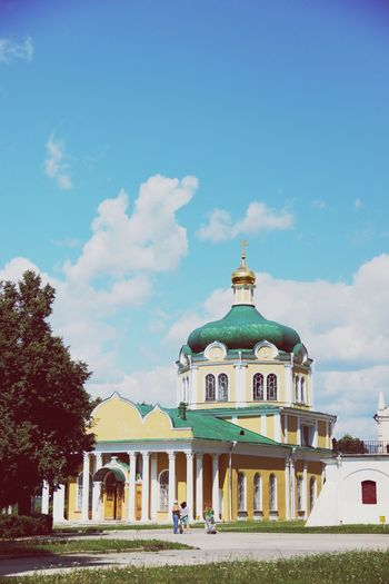 Russia Ryazan Architecture Architecture_collection Church Churches