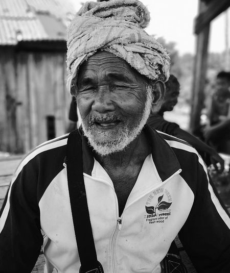 The Street Photographer - 2017 EyeEm Awards One Person Portrait Smiling