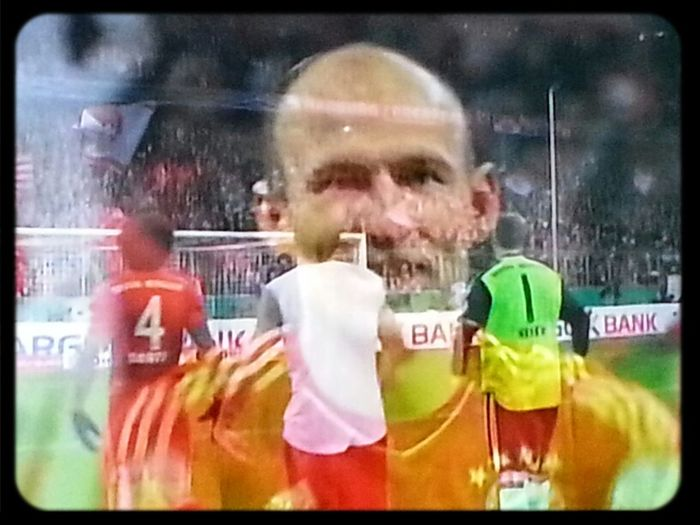 FC Bayern.... Robben! Germany Sport FC Bayern Deutschland DFB Pokal Fussball 2013 Robben