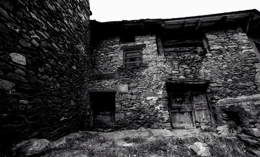 Blackandwhite Exploring Principat D'Andorra The Places I've Been Today Doors