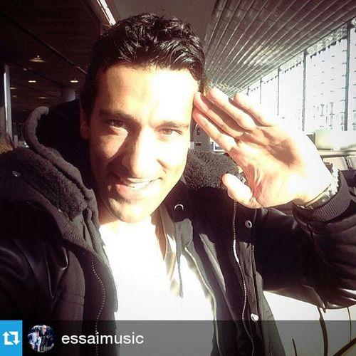 Repost @essaimusic ・・・ Armenia I am coming !!! Genealogy ESC2015 Eurovision dontdeny