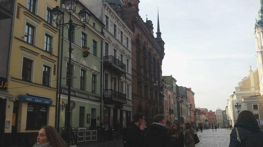 Architecture People City Toruń Torun, Poland Travel Destinations Building Exterior