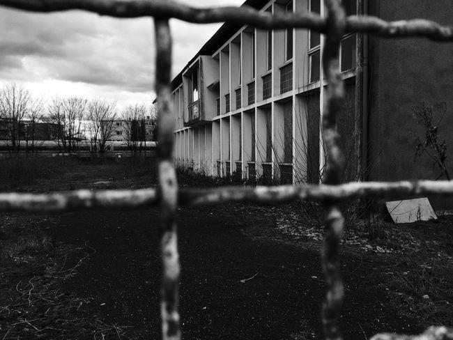 Unterwerk Old Nature Building Photography Blackandwhite