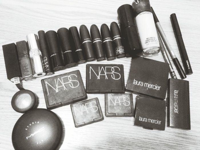 Makeup Cosmetics Mac Cosmetics love MAC and NARS, too many lipsticks lol 気付いたらほとんどMAC、リップありすぎかな笑