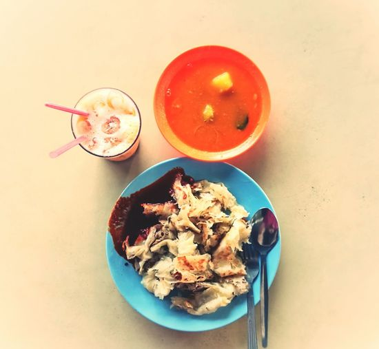 Food Quality Breakfast Malaysian Food Malaysia Truly Asia Teh Tarik (Malaysian Pull Tea) Roticanai Life Penang Malaysia Love To Take Photos ❤