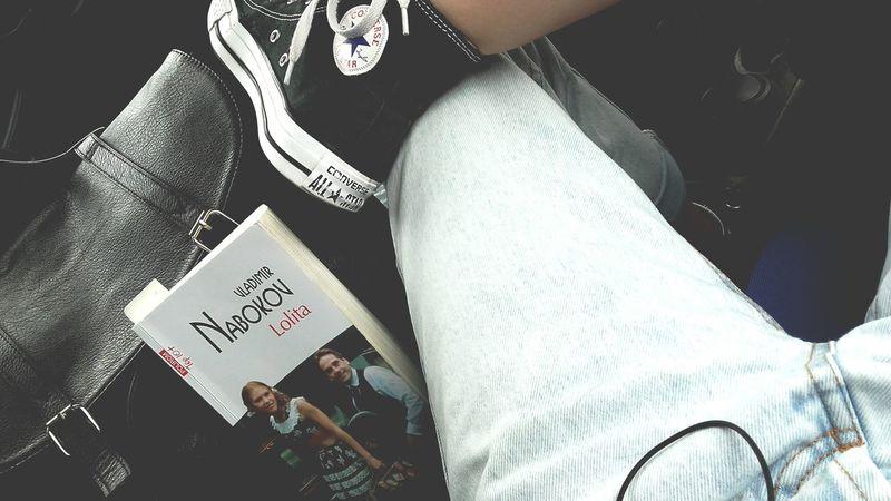Travel Lolita💞 Kinkygirl Converse⭐ Love Reading