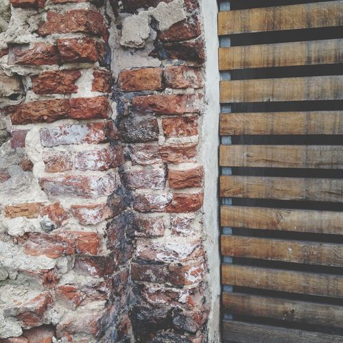 Wood And Stone Wall Envision The Future