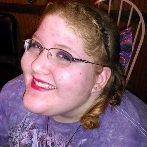 Me yesterday Blonde_and_red_hair Hazel Eyes  Happy Smile Make Up Braid